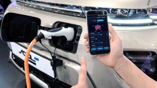 Hyundai - nastavení parametrů elektromobilu