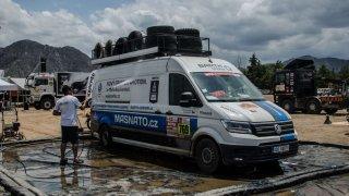 Volkswagen Crafter 4Motion Rallye Dakar