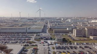 Volvo Cars továrna Gent
