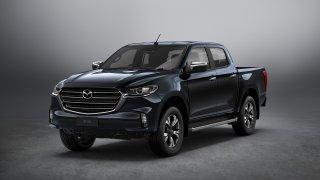 Mazda představila druhou generaci tradičního pick-upu BT-50. Evropa si musí nechat zajít chuť
