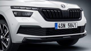 Škoda Kamiq Monte Carlo