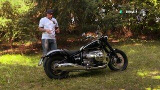 Recenze motocyklu BMW R18