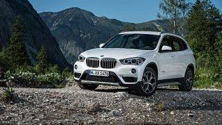 BMW nabízí speciální edici pro modely X1 a X2