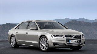 Audi A8 třetí generace 9
