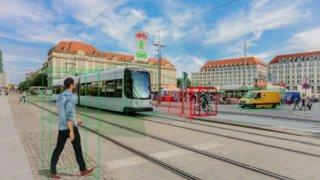 Moderní technologie pomohou zabránit i nehodám tramvají