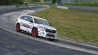Škoda Kodiaq RS rekord na Nordschleife