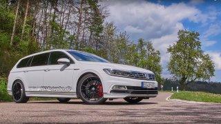 VW Passat HGP