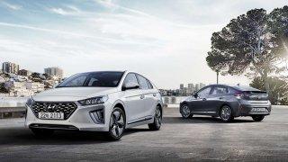 Hyundai nabídne druhou generaci modelů IONIQ