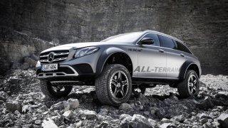 Technik Mercedesu stvořil parádní šílenost. Možná se bude vyrábět