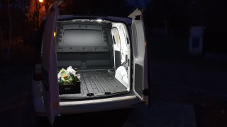 VW Caddy Cargo