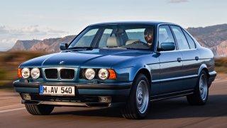 BMW řady 5 (E34)