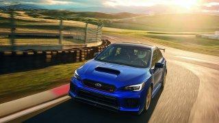 Subaru BRZ tS a WRX STI RA - Obrázek 1