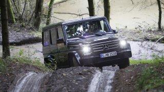 Mercedes offroad Biberach 2