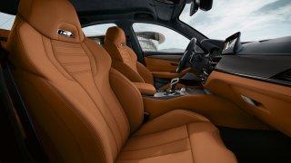 BMW M5 Competition interier