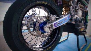 Test motocyklů supermoto TM Racing