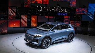 Audi Q4 e-tron concept 1