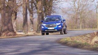 Test Fordu Ecosport 1.0 EcoBoost Titanium