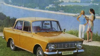 Poklady stodol a garáží: Moskvič 412 alias Leninovy sáně měl motor jako BMW, ale stál méně než Lada