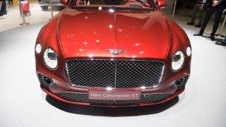 Bentley Continental GT 2018 2