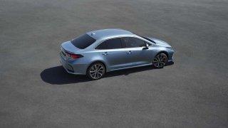 Toyota rozšiřuje modelovou řadu Corolla o nový sedan