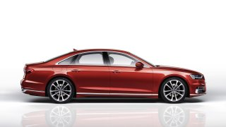 Vlajková loď Audi odhalena. Nová A8 4