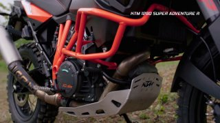 Test KTM 1290 Super Adventure R