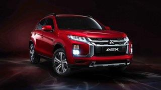 Kompaktní SUV Mitsubishi ASX pro rok 2020