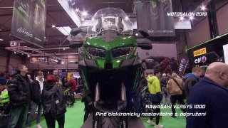Reportáž z Motosalonu 2019 - 1.díl