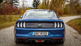 Ford Mustang exteriér 27