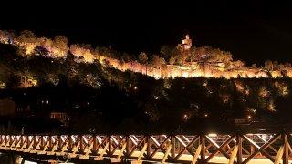 Veliko Tarnovo - další z cílů Balkánské jízdy