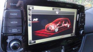 Hyundai i30 N interiér 2
