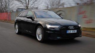 Souboj motorů: Dokáže nový plug-in hybrid v Audi A6 konkurovat naftovým a benzínovým agregátům?