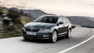 Škoda doprodává Octavii Combi za nižší ceny. Akční výbava 125 let se pojí s motory 1.5 TSI a 1.6 TDI