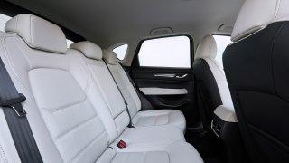 Mazda CX-5 interier 4