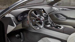 Koncept řady 8 ukazuje budoucí tvář BMW 6