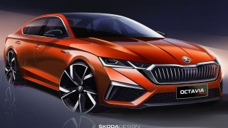 Škoda představila další atraktivní model. Ani Octavia Pro ale není určena evropským zákazníkům