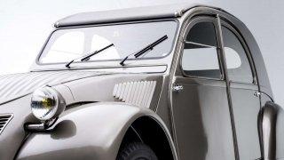 Citroën na Rétromobile 2018 slaví 70 let vozu 2CV a 50 let vozu Méhari