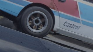 Driftující Škoda 130 LR! Nevěříte? Sledujte!