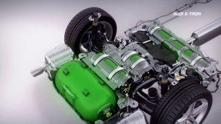 Srovnávací test plynových Audi G-Tron A5 vs. A4 vs. A3