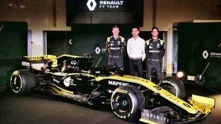 Tým Renault F1 2019 1