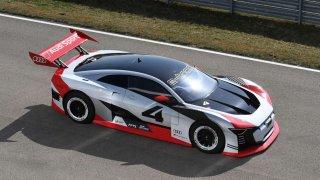 Audi e-tron Vision Gran Turismo míří z herní konzole na závodní okruh