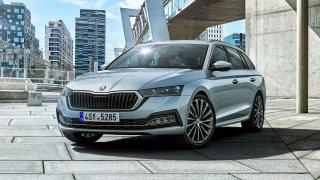 Bude nová Škoda Octavia RS plug-in hybrid? Vypadá to, že ano