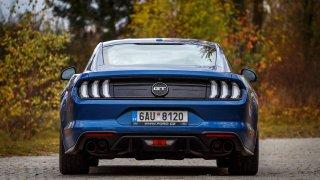 Ford Mustang exteriér 24