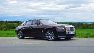 Rolls-Royce Ghost prostě není obyčejné auto. Toto jsou promyšlené detaily, které to dokazují