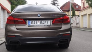 BMW M550d exterier 2