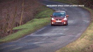 Test malého hatchbacku Mitsubishi Space Star 1.2 MIVEC Invite
