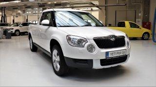 Škoda Yeti Pick-up