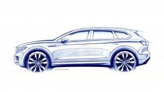 Volkswagen chystá premiéru třetí generace modelové řady Touareg