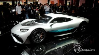 Mercedes-AMG Project ONE - Formule 1 na silnici 3
