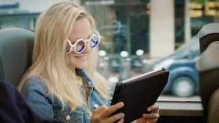 Brýle SEETROËN řeší nevolnost při cestování